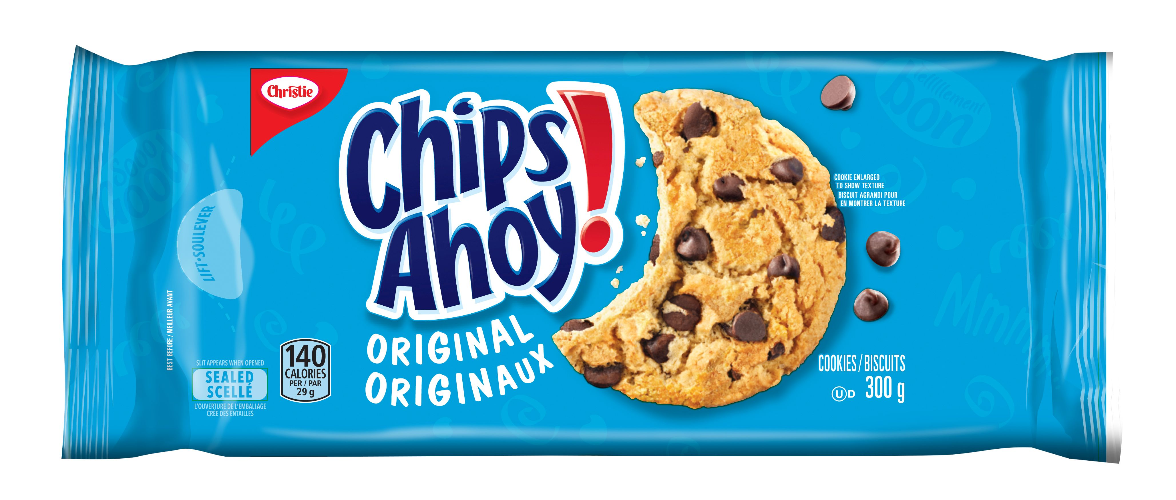 Chips Ahoy! Original Biscuits 300 G