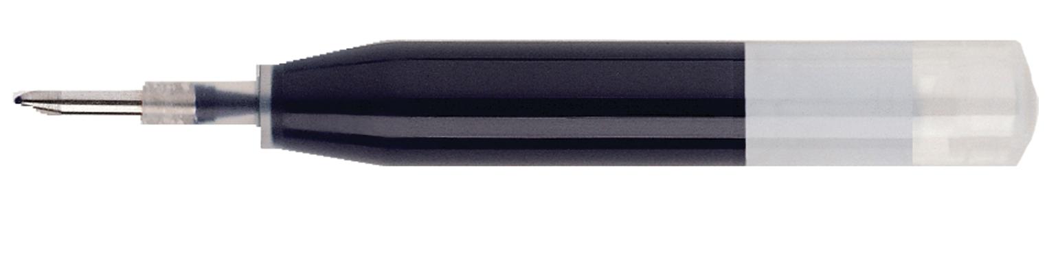 Matrix & Ion Gel Ink Pen Refill - Nucleus Black - Single Pack