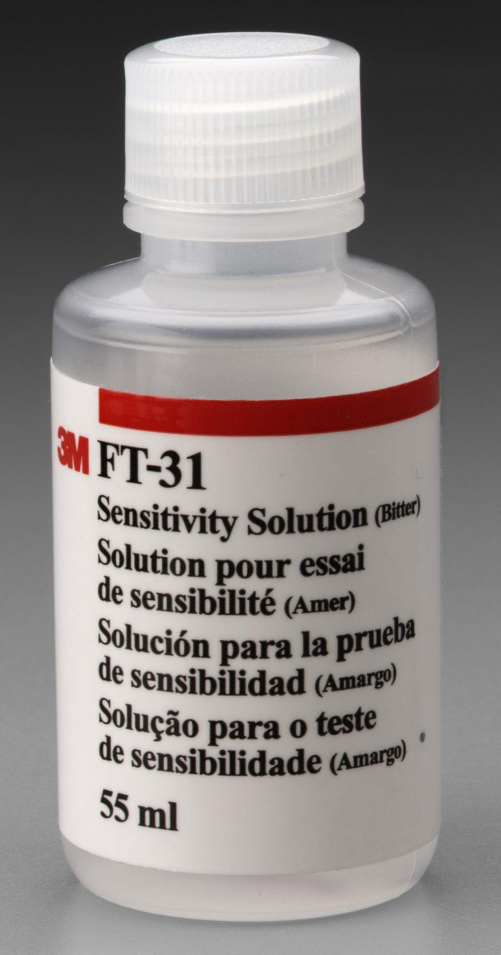 3M Bitter Sensitivity Solution, Bitter, FT-31 - Case of 6