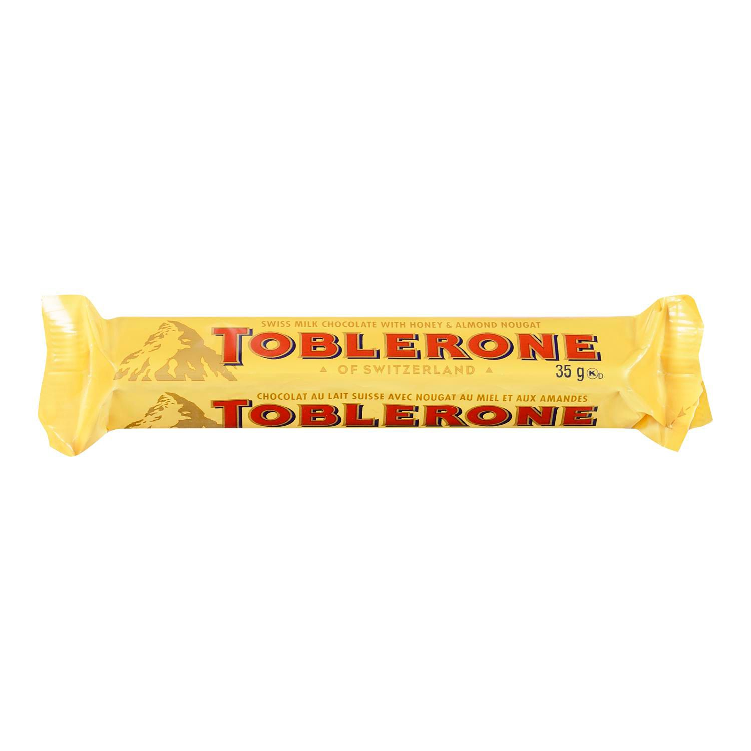 Toblerone Milk Chocolate Bar 35 G