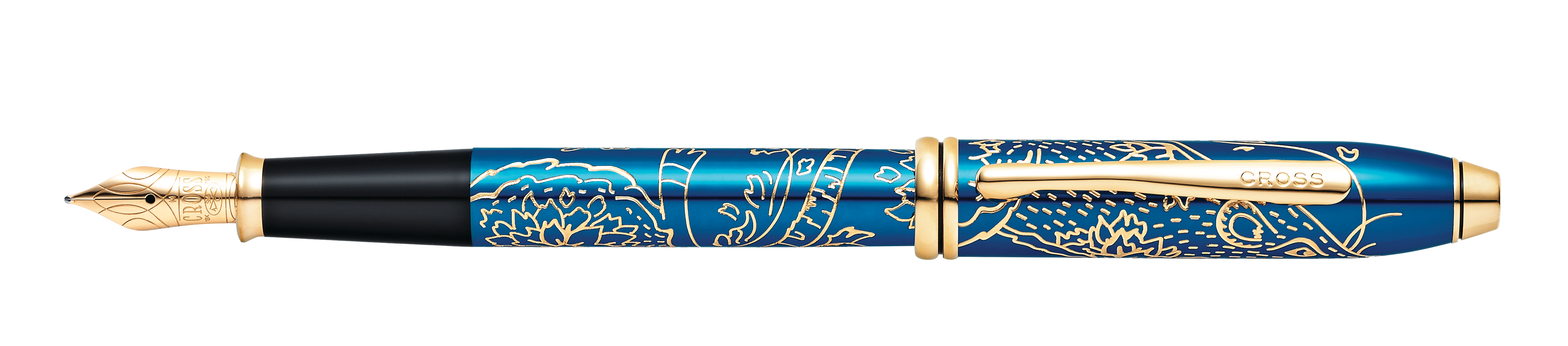 Townsend 2020 Year of the Rat Special-Edition Fountain Pen