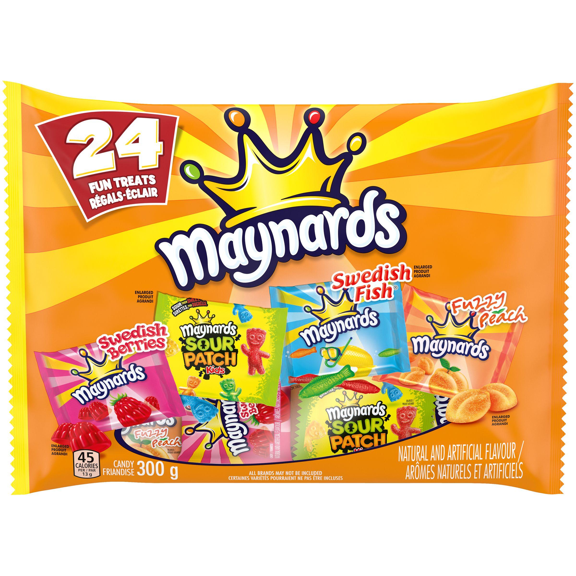 MAYNARDS Crossbrands FUN TREATS 300 GR