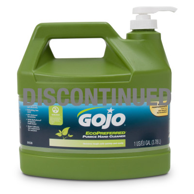 GOJO® ECOPREFERRED™ Pumice Hand Cleaner - DISCONTINUED