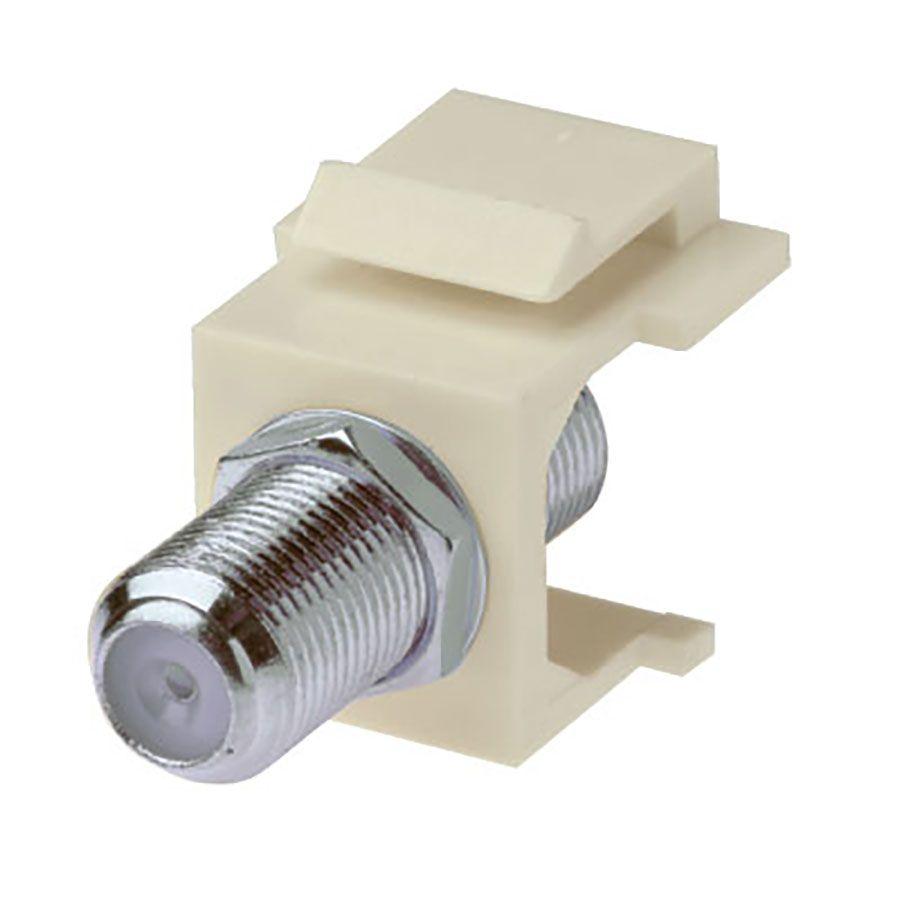 1GHz Lite Almond F-Conn Insert Wave Electronics