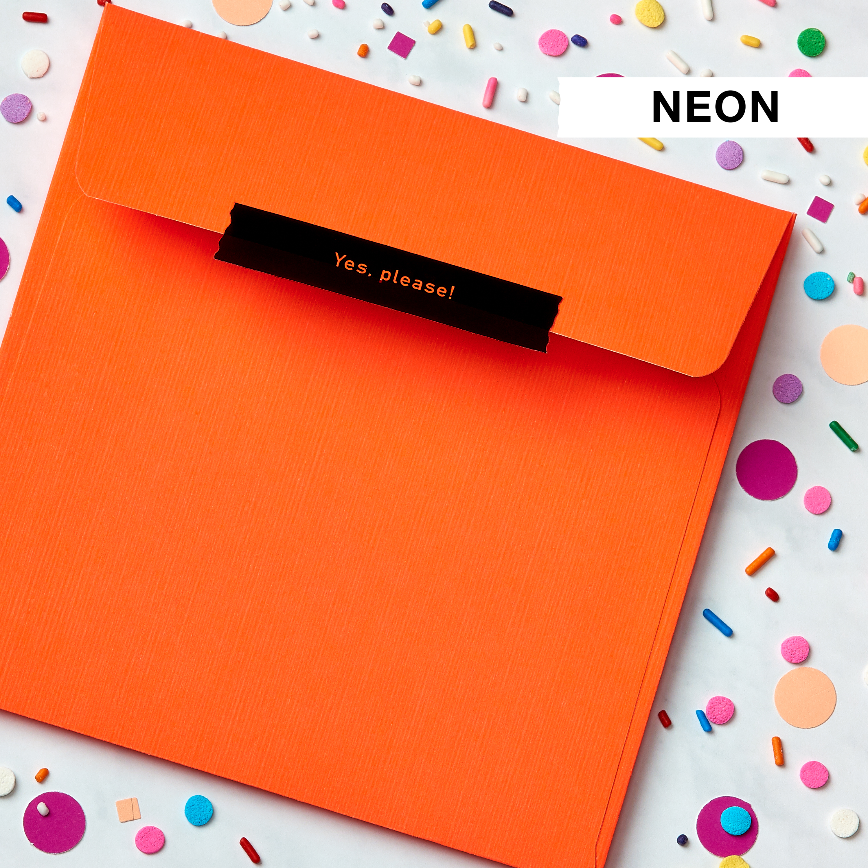 Doughnut Blank Card - Birthday, Friendship, Thinking of You image