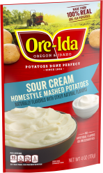 Sour Cream Homestyle Mashed Potatoes image
