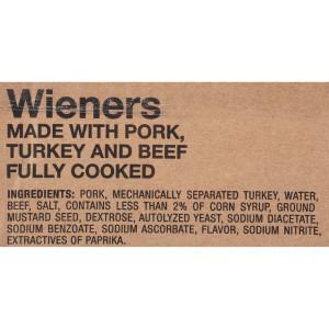 Oscar Mayer Wieners (6 inch), 5 lb. image