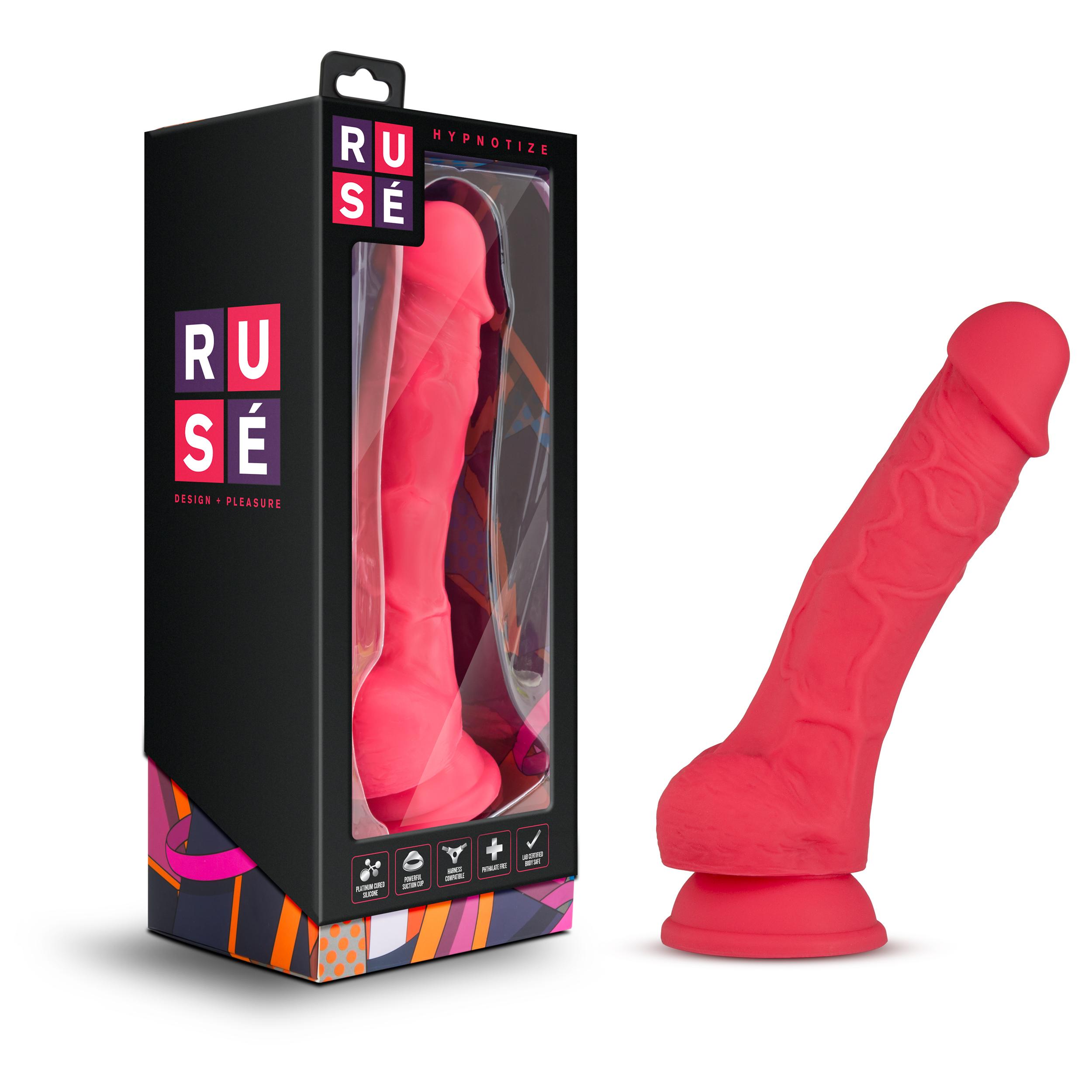 Ruse - Hypnotize - Cerise