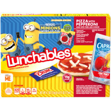 Oscar Mayer Lunchables Pepperoni Pizza 10.7 oz Box