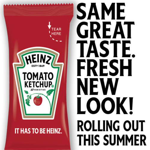 HEINZ Single Serve Ketchup, 7 gr. Sachets (Pack of 1000)