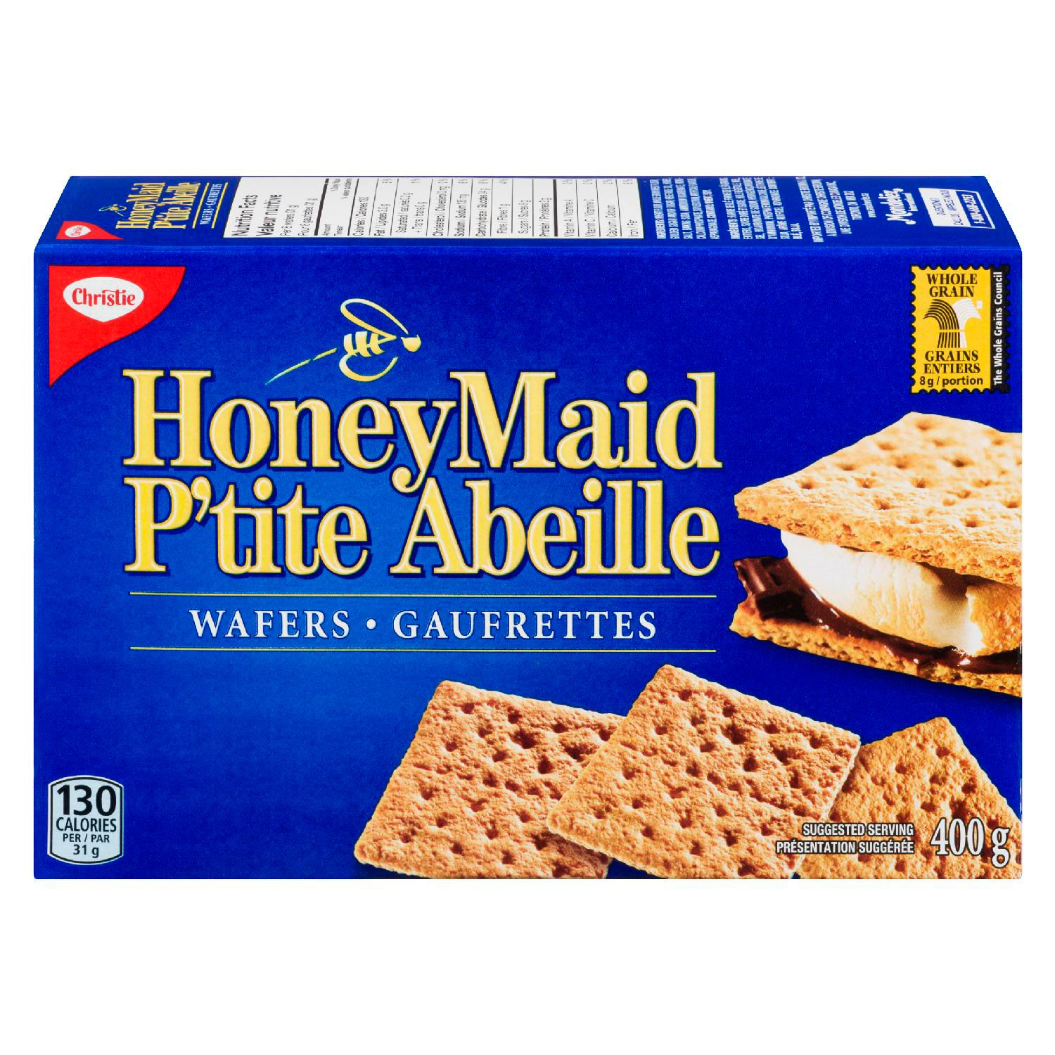 Honey Maid Gaufrette Graham 400 G