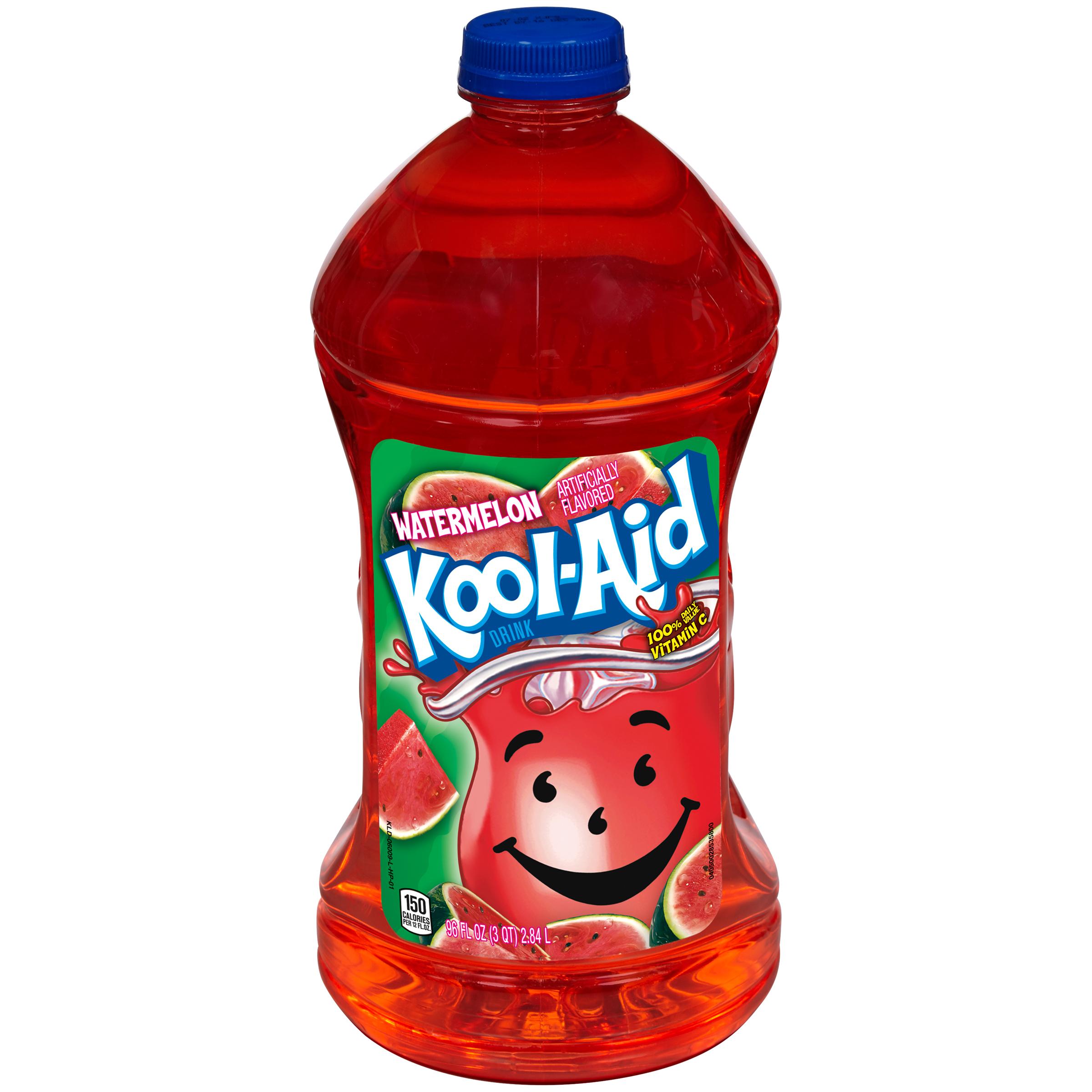 Kool-Aid Watermelon Drink 96 fl. oz. Bottle image