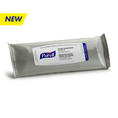 PURELL® Personal Pack Hand Sanitizing Wipes