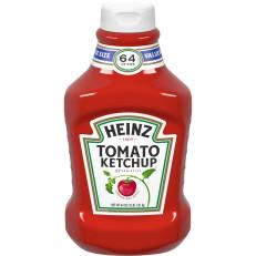 Heinz Tomato Ketchup 64 oz Bottle image