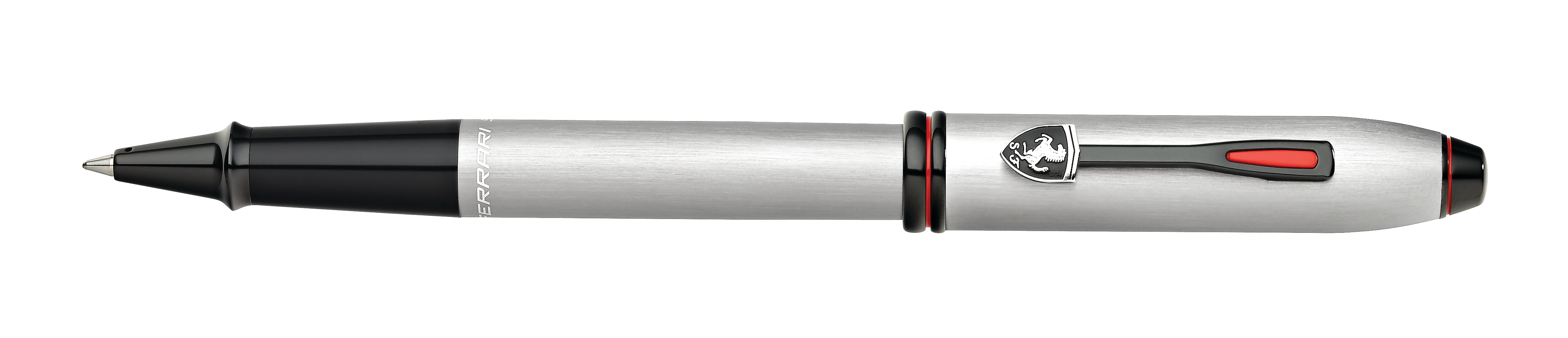 Cross Townsend Collection for Scuderia Brushed Aluminum Rollerball Pen