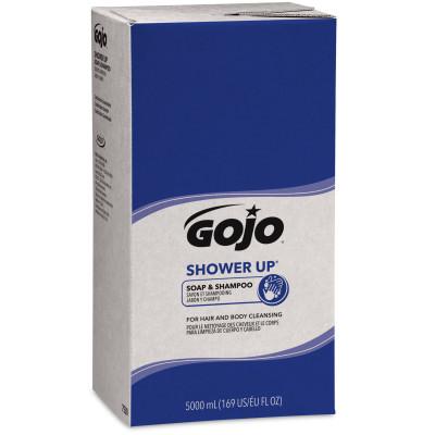 GOJO® SHOWER UP® Soap & Shampoo