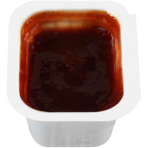 SIMPLY HEINZ Single Serve Barbeque Sauce, 1 oz. Cups (Pack of 100)