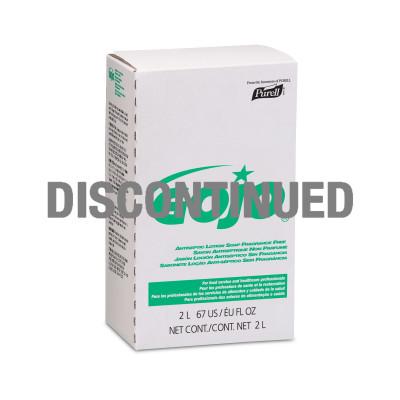 GOJO® Antiseptic Lotion Soap Fragrance Free