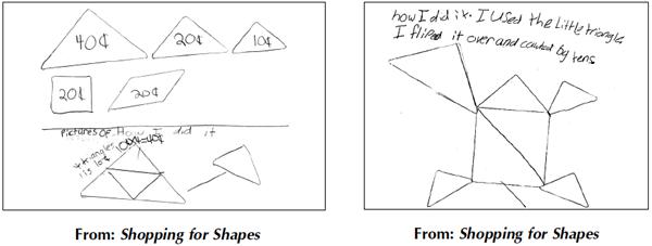Tangrams portfolio example 2