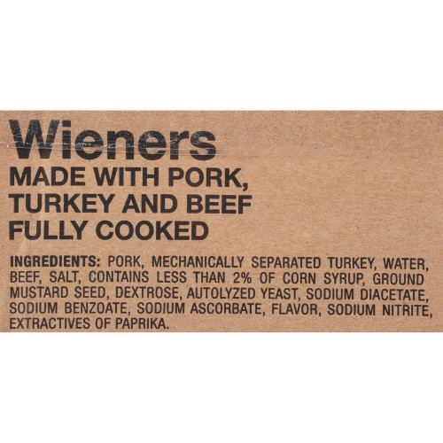 OSCAR MAYER Wiener (5:1, 6