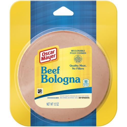 Oscar Mayer Beef Bologna, 12 oz
