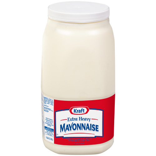 KRAFT Extra Heavy Mayonnaise, 1 gal. Jugs (Pack of 4)