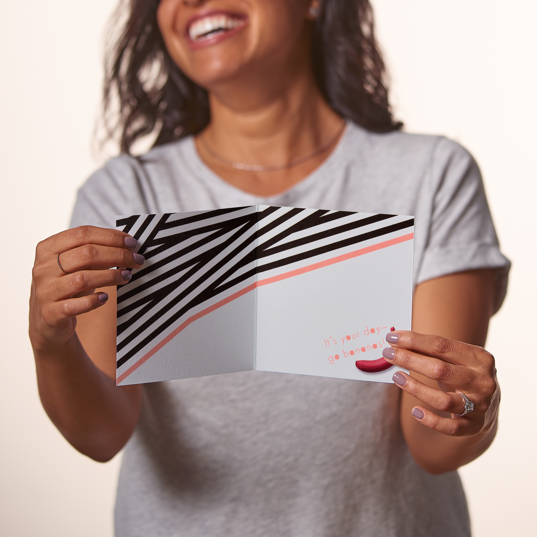 Bad Idea Greeting Card - Birthday, Friendship image