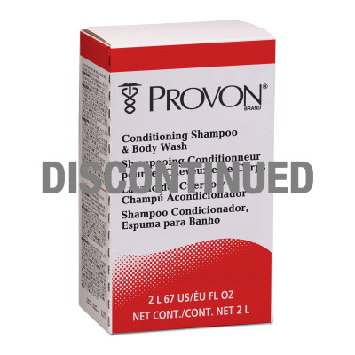 PROVON® Conditioning Shampoo & Body Wash - DISCONTINUED