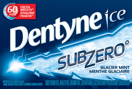 DENT ICE SUBZ MENTGLAC 12MCX