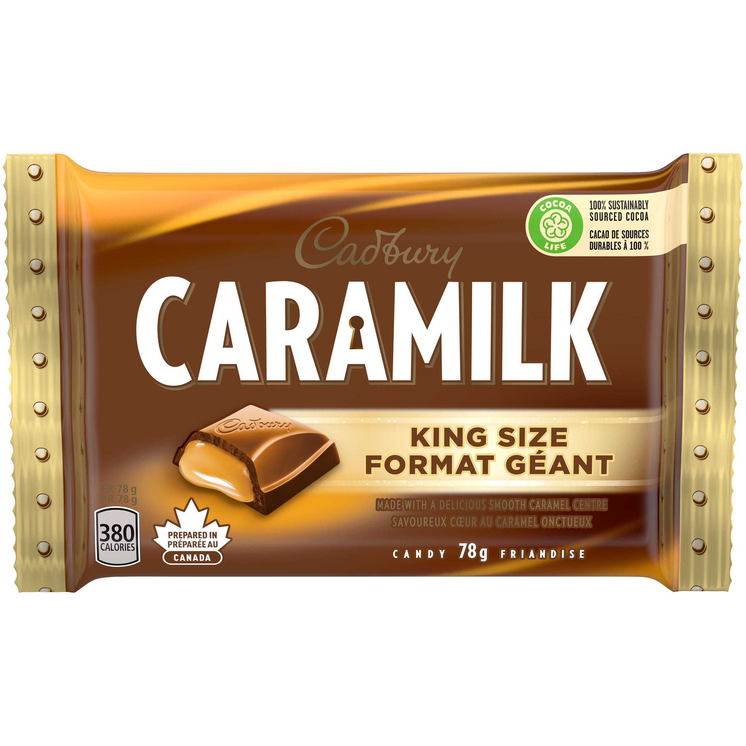CARAMILK FORMAT SUPER 78G
