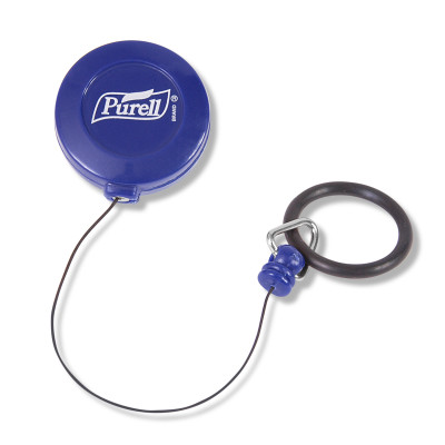 PURELL® PERSONAL™ Gear Retractable Clip