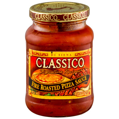 Fire Roasted Pizza Sauce
