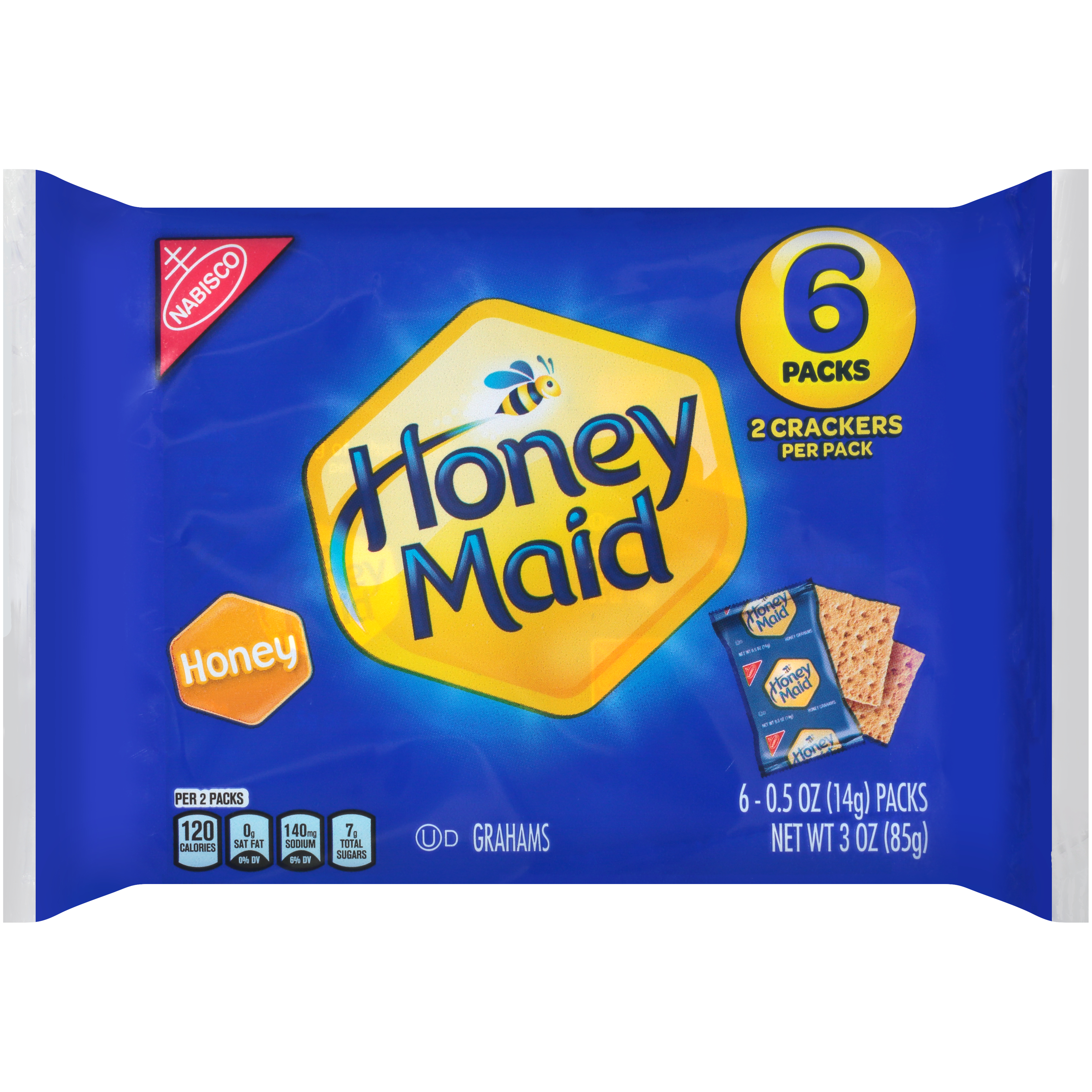 HONEY MAID Crackers 3 oz