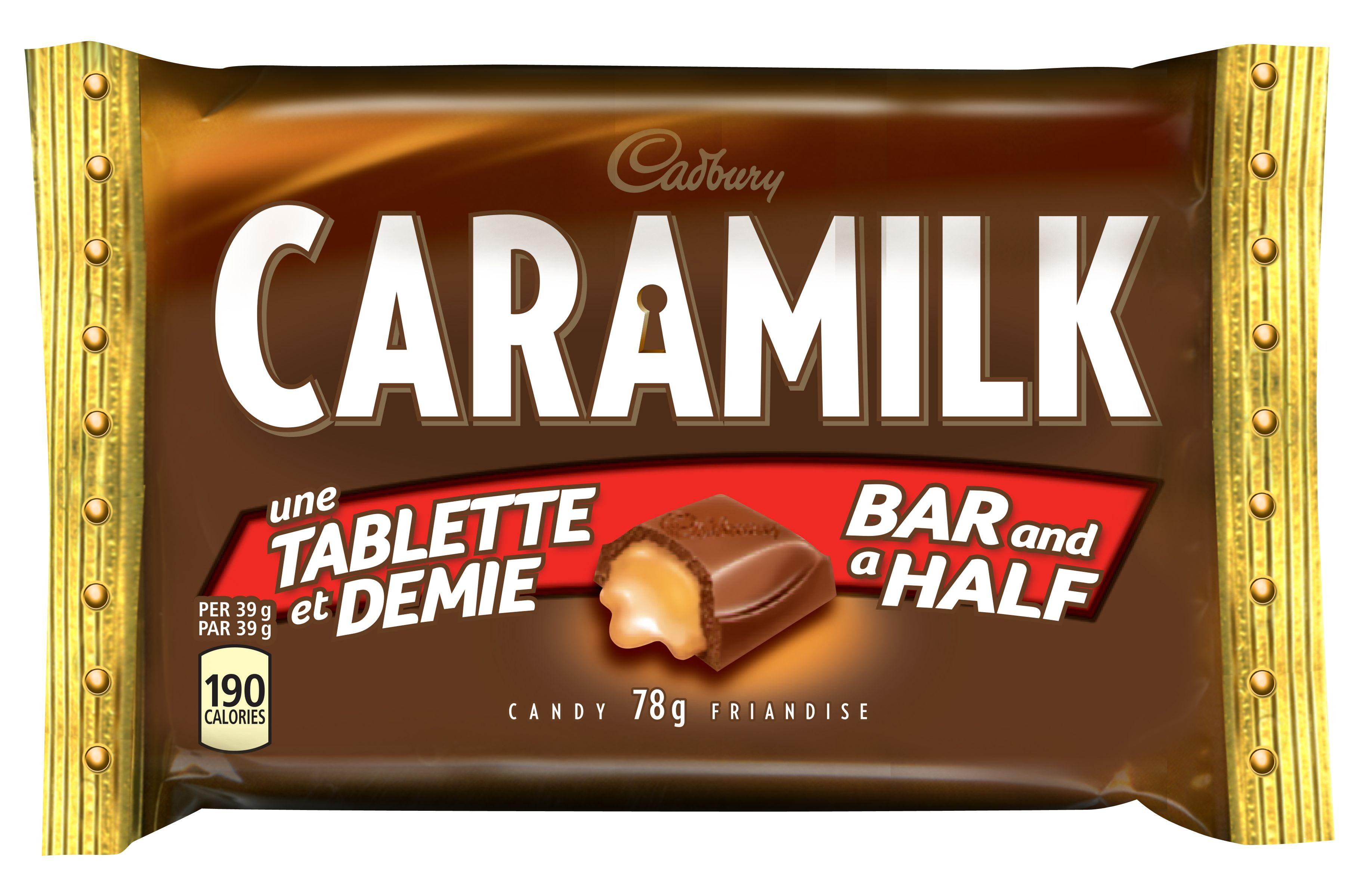Caramilk King Size Chocolate Bar 78 G