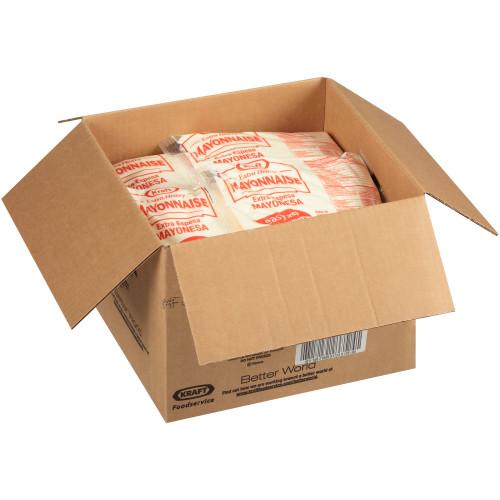 KRAFT Extra Heavy Mayo, 32 oz. Pouches (Pack of 16)