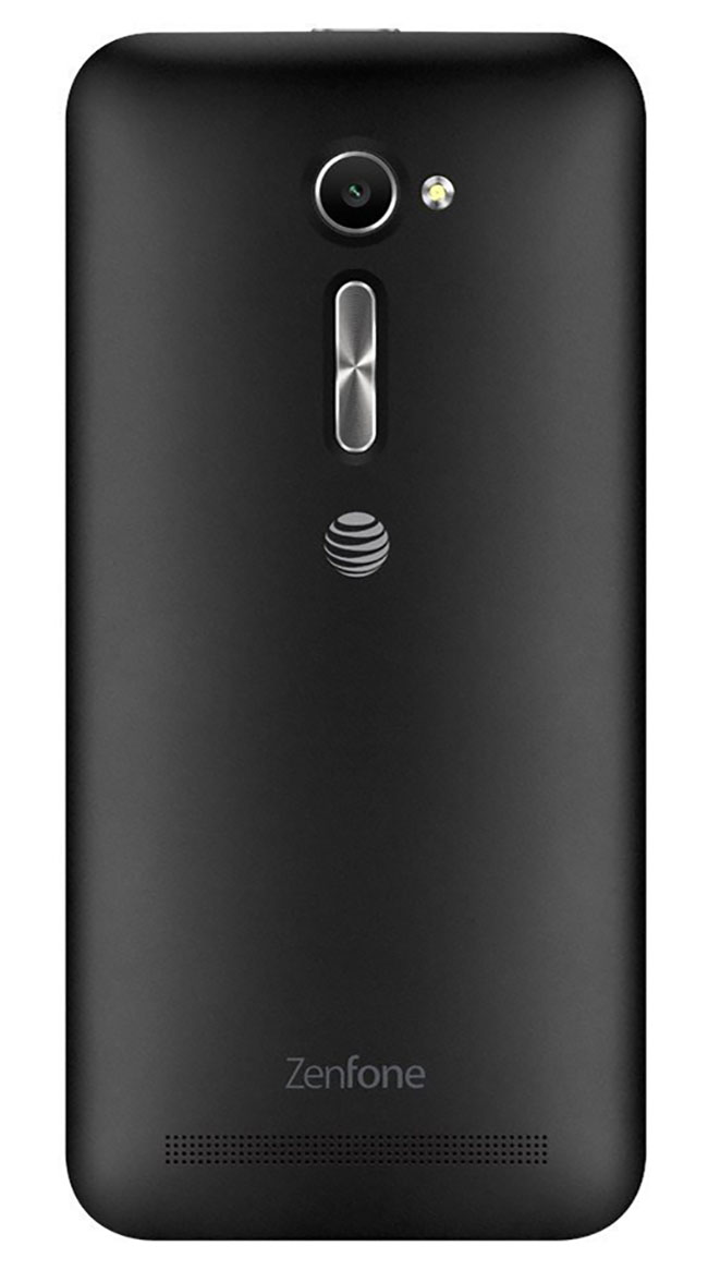 ASUS ZenFone 2E AT&T Unlocked GSM 4G LTE Dual-Core Smartphone w/ 8 MP Camera