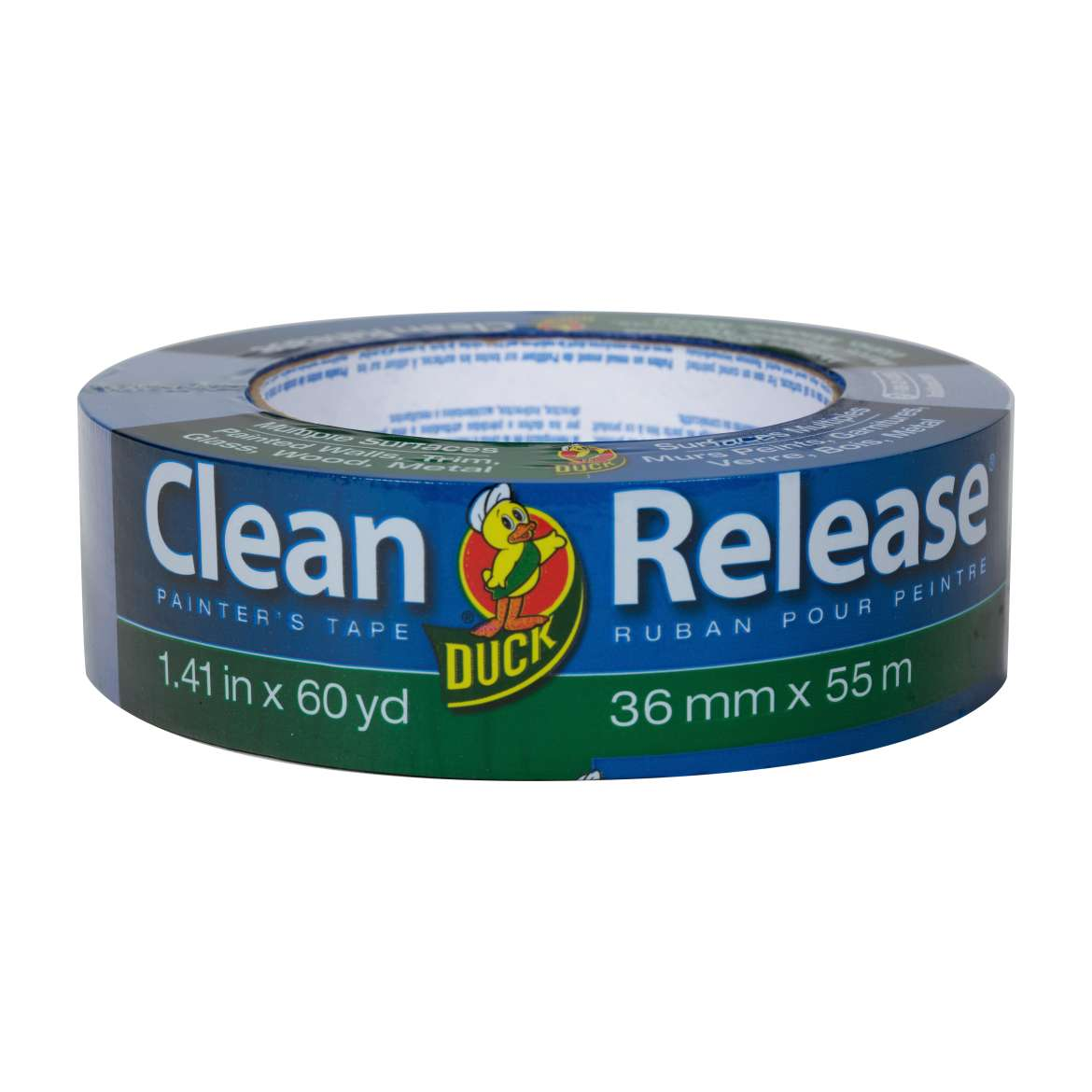 Clean Release® Painter's Tape - Blue, 1.41 in. x 60 yd. Image