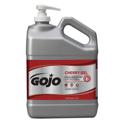 GOJO® Cherry Gel Pumice Hand Cleaner