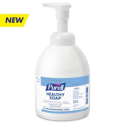 PURELL® Antimicrobial Foam Handwash with 2% CHG