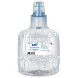Purell Advanced Hand Sanitizer 1,200 mL Ethyl Alcohol Gel Dispenser Refill Bottle, 1903-02 - EACH