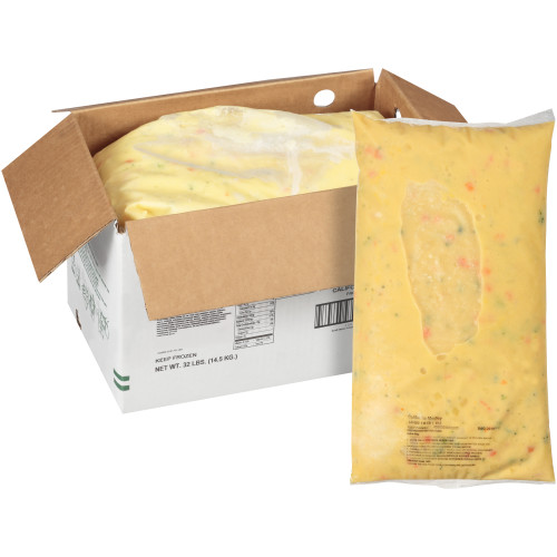 HEINZ CHEF FRANCISCO California Medley Soup, 8 lb. Bag (Pack of 4)
