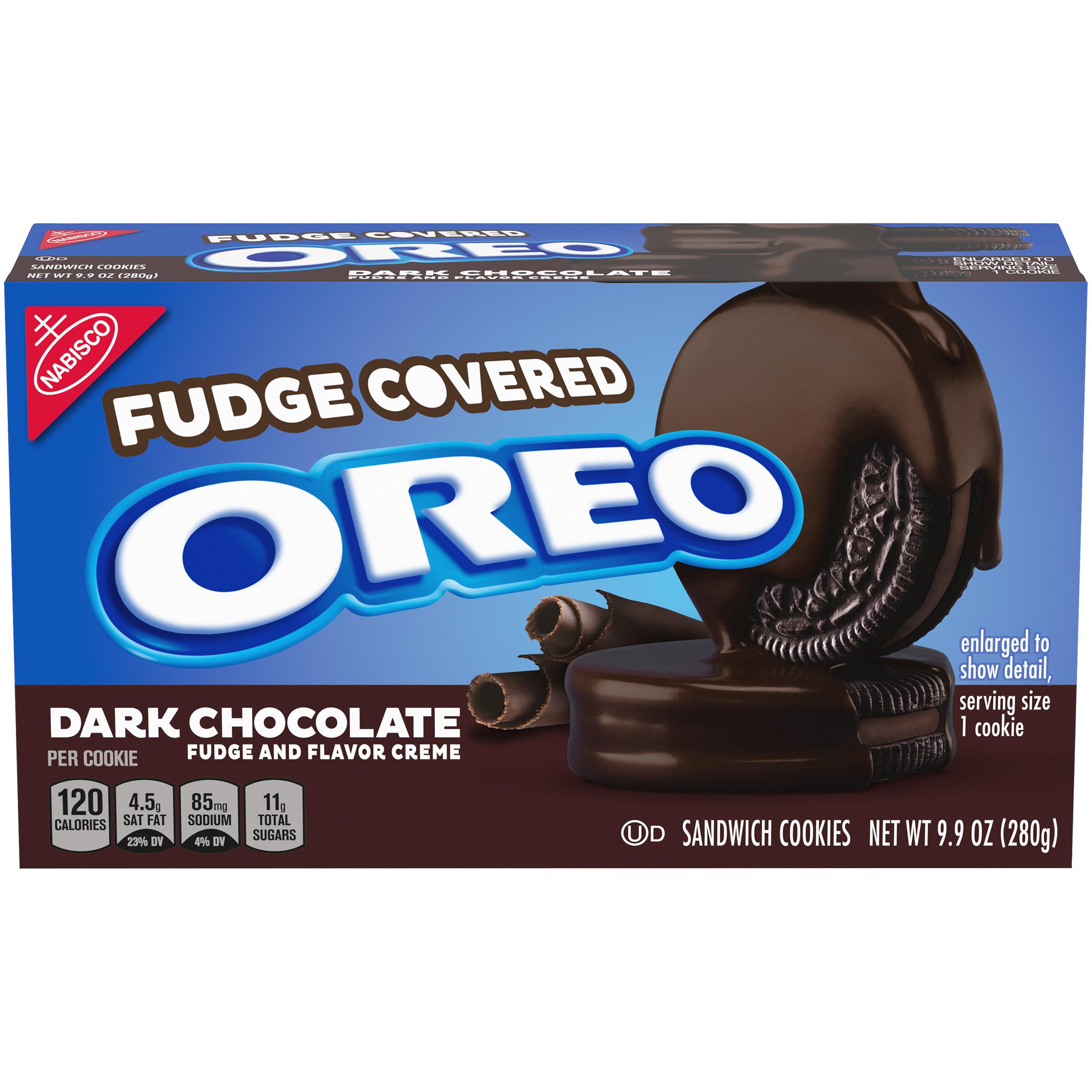 OREO Chocolate Fudge Covered 9.9 oz