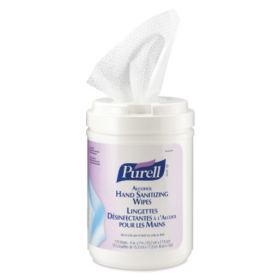 PURELL® Alcohol Hand Sanitizing Wipes