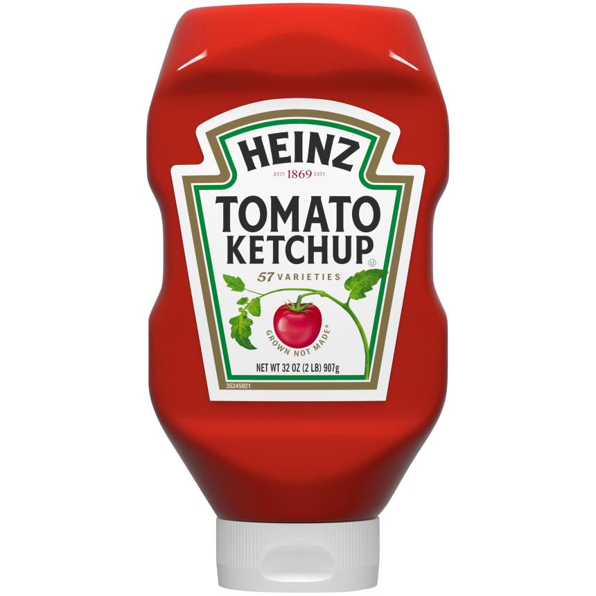 Heinz Tomato Ketchup, 32 oz Bottle image