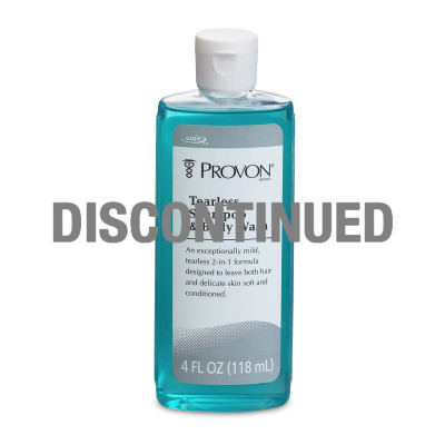 PROVON® Tearless Shampoo & Body Wash - DISCONTINUED