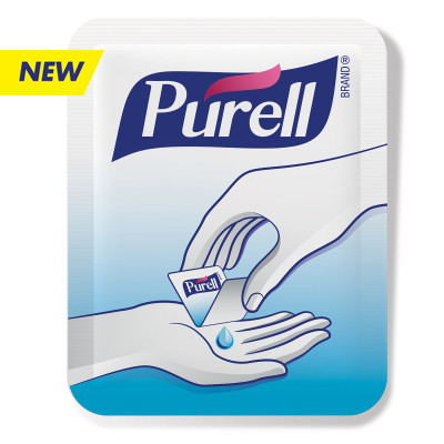 PURELL® Advanced Hand Rub Single Use