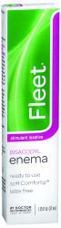 Fleet Enema 1.25 oz. 10 mg Strength Bisacodyl, 00132070336 - EACH