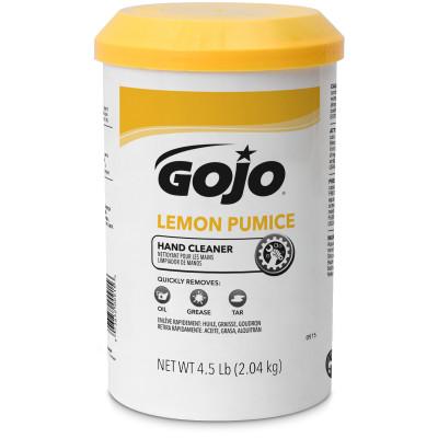 GOJO® Lemon Pumice Hand Cleaner