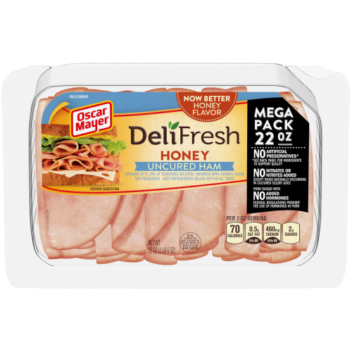 Oscar Mayer Deli Fresh Honey Ham Tray, 22 oz