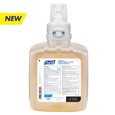 PURELL® Healthcare HEALTHY SOAP® 2.0% CHG Antimicrobial Foam